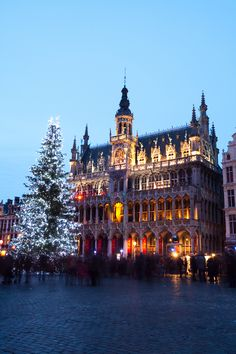 Brussels, Belgium #Christmas