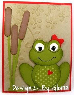 6 smiling face handmade cards for kids (5)
