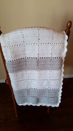 Baby Blanket By Elisabeth Andree - Free Crochet Pattern - (ravelry)