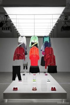 Nike Pop up Showroom