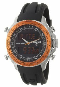 Timberland Steprock Men's Watch QT7169103 by Timberland. $122.00. Timberland, Steprock, Men's Watch, Stainless Steel Case, Silicon Strap, Quartz (Battery-Powered), QT7169103. Save 48% Off!