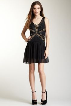 If only I had toothpick legs... Flapper Shift Dress | Plenty by Tracy Reese
