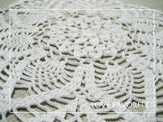 Crochet , Lace ©Love Favorite