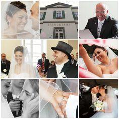Hochzeit im Standesamt Meerbusch (c) hochzeitsreportage.tv