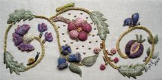 tudor embroidery | the stitch detail on the tudor embroidery is truly amazing as it is on ...