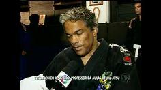Superação: Após tiro, tetraplégico dá aulas de jiu-jitsu - Vídeos - R7
