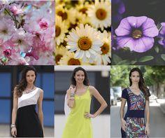 Una flor para cada estilo #Massana #Spring #Flowers #dress #MassanaHomewear
