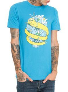 Adventure Time Radical Mathematical T-Shirt