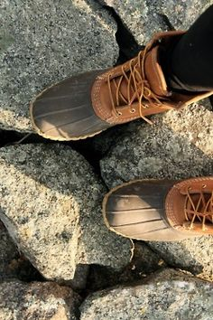 LL Bean Boots. for fall and winter.