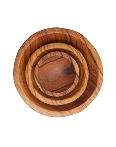 trio of olivewood condiment bowls - $36 from the little market