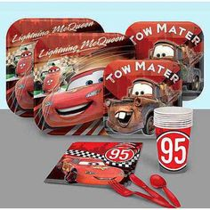 Disney Cars Party Pack