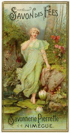 soyouthinkyoucansee:    Soyouthinkyoucansee  Soap ad.1900