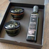 Crema-Duo mit Olivenöl extra vergine