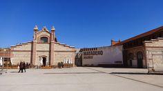 Matadero-Madrid: Centro de Creación Contemporánea