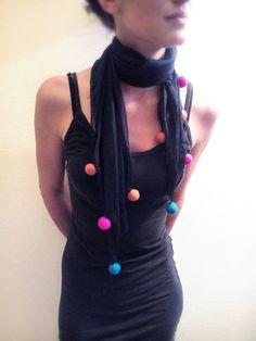 FOULARD ESTATE Woman summer scarf foulard di MetamorfosiAmbulante, €12.00