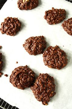 No bake nutella cookies! Pin now, read later