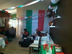 Italian Theme Party.