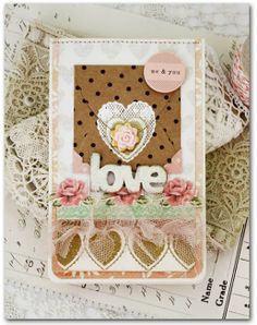 Emma's Paperie: Focus on Stamping by Melissa Phillips