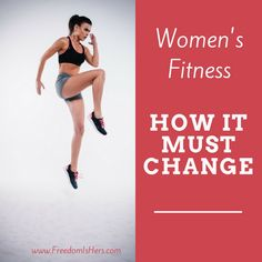 Women's Fitness is not doing us any favors. There is a better way to take on the awesome world of personal fitness. Join me!
