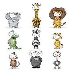 Cute animal drawings!