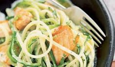 Ali-Food: Špagety s lososom
