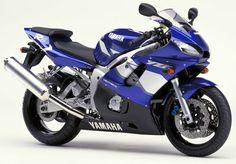 yamaha yzf r6 1999