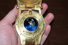 The omni is the most elegant time travel prop ever created for television or movies. It is fairly reminiscent of the giant time machine designed in the original movie version of 'The Time Machine'