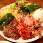 ケバブカフェ渋谷 トルコ料理 ケバブ ハラル - kebabcafe ホームページ