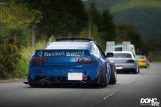 240SX Rocket Bunny