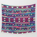 AZTEC PATTERN Art Print by Nika . Worldwide shipping available at Society6.com. Just one of millions of high quality products available.