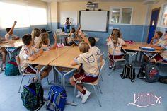 Año tras año, #ColegiosISP  sigue aumentando el horario de formación en el #plurilingüismoISP