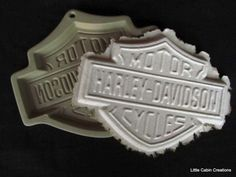 Harley Davidson Cookie Molds | I Love Harley Davidson Bikes