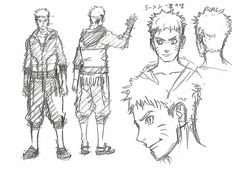 """The Last: Naruto The Movie opens in Japan December 6, 2014 with series creator Masashi Kishimoto supervising the story and designs. This feature's site, http://naruto-movie.com/, has updated its """"secret"""" page (as secret as a ninja in an orange jump suit) with designs for Naruto, Sakura, and company..."""