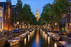 3nt Amsterdam Cruise, Hotel Stay & Transfers