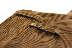 High quality soft and washed corduroy fabric.