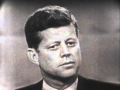 September 26, 1960 - The first televised debate between presidential candidates for the 1960 election takes place in Chicago between U.S. Senator John F. Kennedy, the Democratic nominee, and Vice President Richard Nixon, the Republican nominee. The debate was watched by an estimated 80 million viewers. The debate was a success for Kennedy who was generally considered to have won the televised debate.