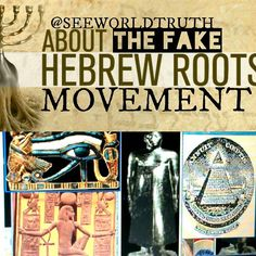 """READ I'm about to lose followers from this one. All these people have a deceptive mask claiming to be """"The real Jews"""" giving off a persona of Judaism take pictures to """"PROVE THEIR FALSE CLOSENESS TO GOD"""" but yet what they are giving you is false Hebrew translations and false understandings of the scriptures. Not led by the Holy Spirit but by flesh and evil principalities themselves Warning they try to sound smart by acting as if they know Hebrew or Greek and all about the scriptures and…"""