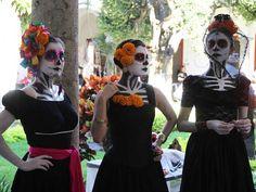 Dia de Muertos Mejicano Entrá y conocelo