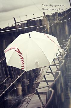 Baseball umbrella