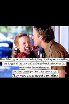 The Notebook by Nicholas Sparks is by far my favorite book. Id recommend it to anyone, the author did a great job describing Noahs and Allies love for eachother.