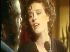 Barry White & Lisa Stansfield - All Around The World (1989)