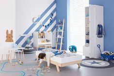 junior seng i smukt og tidløst design fra lifetime Kids Beds For Boys, Kid Beds, Danish Furniture, Kids Furniture, Cot Bedding, Montessori, Toddler Bed, Childhood, Nursery