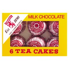 Tunnock's teacakes. Wonderful.