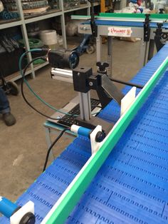 PlasNEC Conveyor Belt Automation