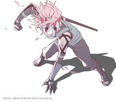 Naruto Sasuke Sakura, Naruto Shippuden Anime, Anime Naruto, Sakura Haruno, Chica Anime Manga, Otaku Anime, Chibi, Naruto Fan Art, Naruto Funny