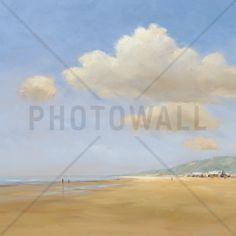 Strandwandeling - Fototapeten & Tapeten - Photowall