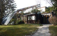 casa de Frei Otto 1967