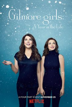 Gilmore Girls: A Year in the Life Blesses the Internet With 4 New Posters, One for Each Season