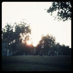 Graveyard Dusk