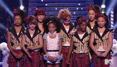 8 Flavahz – Birthday Cake – America's Best Dance Crew 7 – Video